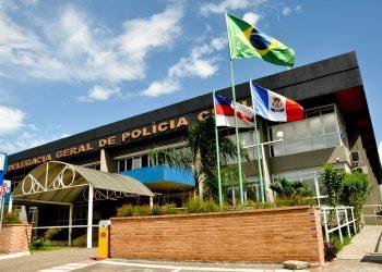 Polícia Civil reforça a segurança durante as eleições municipais, em todo o estado