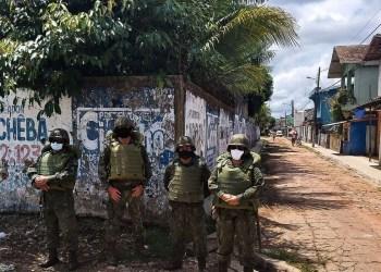 TSE aprova envio de tropas federais a Manaus e Fortaleza