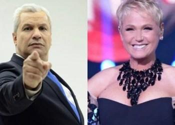 Xuxa apresenta nova denúncia contra Sikêra Jr. por difamação
