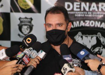 PC recupera fuzil furtado de casa de membro da instituição no bairro Jorge Teixeira