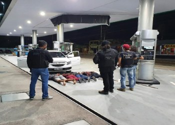 EM DEZ MESES, DERFD PRENDEU 163 PESSOAS POR CRIMES COMO ROUBO, LATROCÍNIO E FURTO EM MANAUS