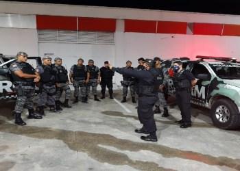 CIF ENCERRA FESTA ILEGAL NA ZONA NORTE COM REFORÇO DE TROPAS ESPECIALIZADAS DA PM