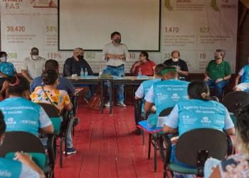 FAS realiza pesquisa para aprimorar atenção básica de saúde na Amazônia