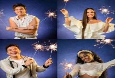 Show da Virada 2021 terá participação de Luan Santana, Ivete Sangalo, Wesley Safadão e IZA