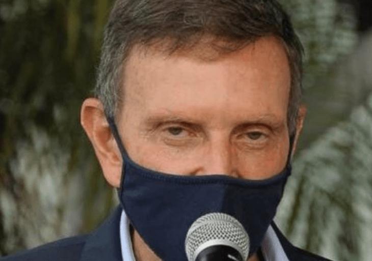 Prefeito Marcelo Crivella é preso em operação policial no Rio