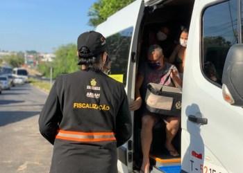 Mais de 25 mil devem utilizar o transporte rodoviário intermunicipal até o final do ano