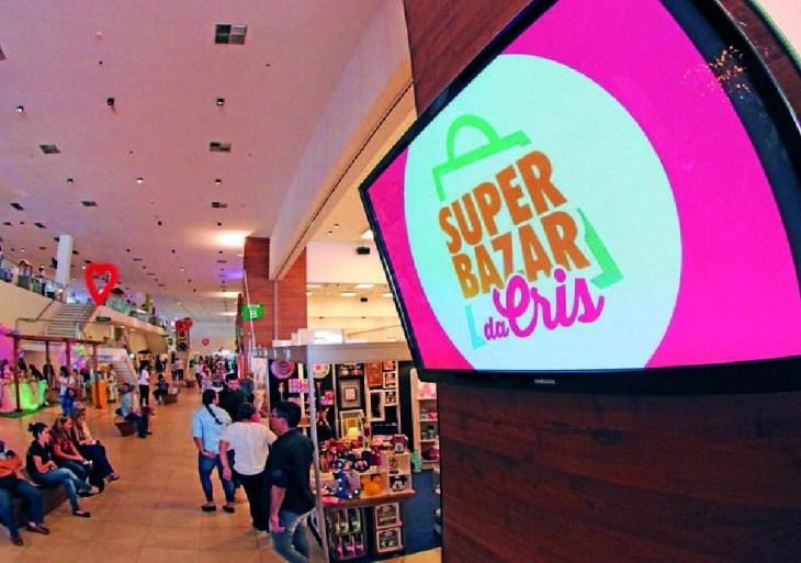Super Bazar da Cris recebe edição especial da Feira de Produtos Regionais da ADS