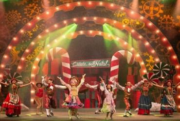 'A Caixa Mágica do Natal' entra na reta final das apresentações no Teatro Amazonas