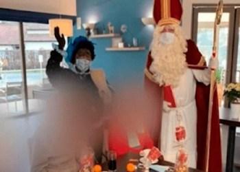 Papai Noel infectado com coronavírus causou 18 mortes em asilo