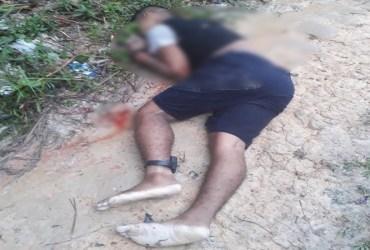 Detento do regime semiaberto é executado a tiros em ramal de Manaus