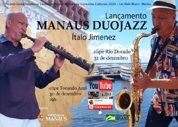 Saxofonista Ítalo Jimenez fecha o ano com dois clipes