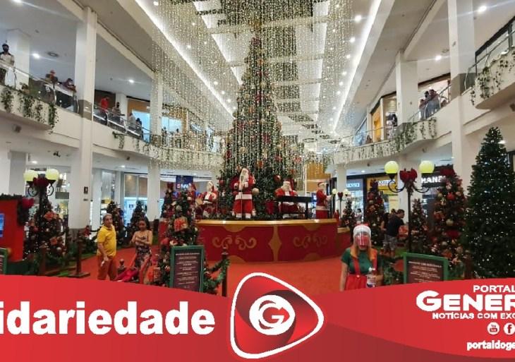 Amazonas Shopping realiza campanha digital para distribuição de cestas de Natal a famíliascarentes em parceria com Instituto Devolver