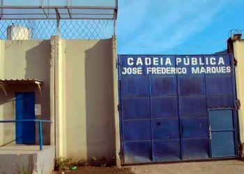 Cadeia Pública José Frederico Marques