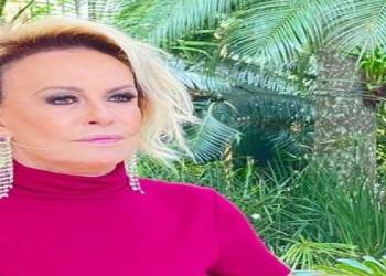 Ana Maria Braga deixa Globo em 2021 e já tem substituta, diz colunista
