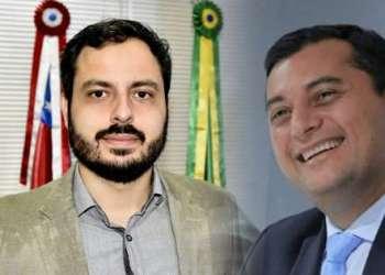 Governador Wilson Lima transfere Delegado João Tayah para 993km de distância da capital! Policial recorre à Justiça