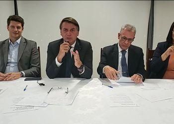 Live da semana Presidente Jair Bolsonaro, 03/12/2020
