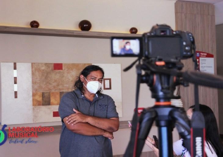 Em Manaus, 'Laboratório Musical' dá dicas de como trilhar uma carreira artística de sucesso