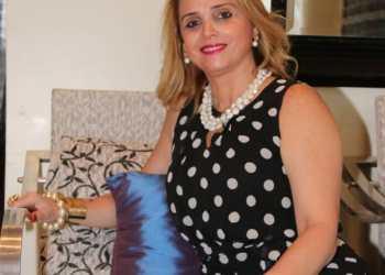 Giovanna Vieira esposa do Desembargador Lafayette Jr Morre de Covid