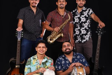 Banda Tucandeira lança CD e DVD 'Mata Sonora'