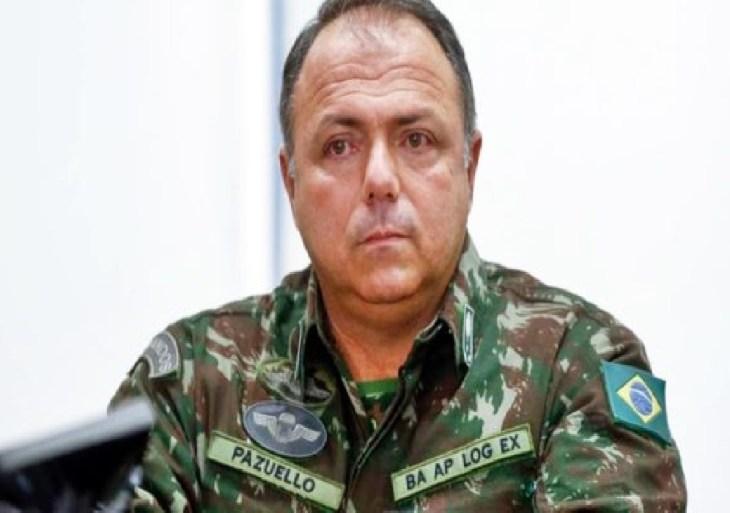 Ministro da Saúde, Eduardo Pazuello, adiantou novas medidas para enfrentamento à pandemia no Amazonas