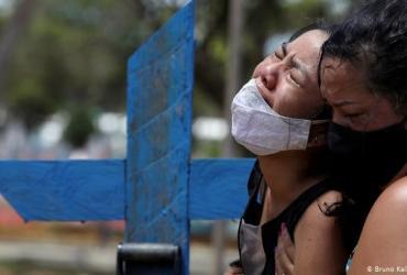 Prefeitura regista 43 sepultamentos nos cemitérios de Manaus, nessa quinta-feira
