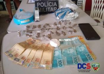 19 pessoas são presas e 9 quilos de drogas são apreendidas no AM