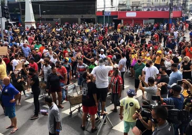 ALEAM Será Tomada Por Manifestantes Que Pedem Cassação De Wilson Lima