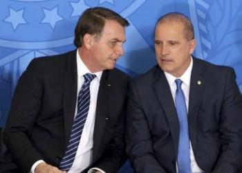 Bolsonaro confirma que Onyx irá assumir a Secretaria-Geral