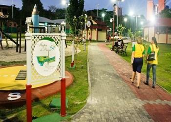 Parque dos Bilhares passará por revitalização