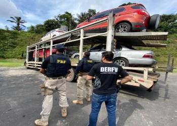 Em 2020, número de registros por roubo e furto de veículo caiu mais de 14% no Amazonas