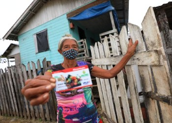 Mais de 23 mil famílias já receberam cartão que dá acesso ao Auxílio Estadual