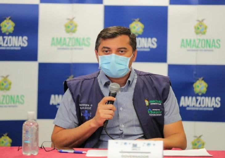 Governo do Amazonas flexibiliza e mantém restrição de circulação de pessoas