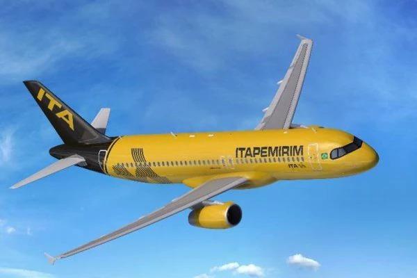 Nova companhia aérea: Avião da Itapemirim já chegou ao Brasil