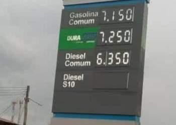 População de Pauini reclama do preço abusivo de combustível na cidade
