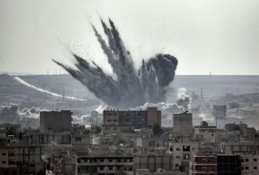 Biden bombardeia a Síria em pouco mais de 1 mês de governo