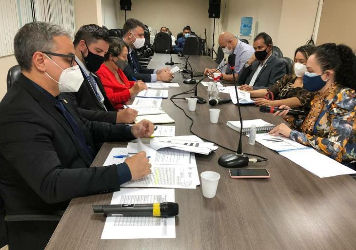 Dr. Daniel participa de audiência para avaliar metas do 3º quadrimestre de 2020 da PMM
