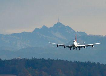 Avião Boeing 747