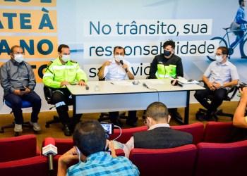 Prefeitura de Manaus abre Semana Municipal de Trânsito com foco na prevenção de acidentes