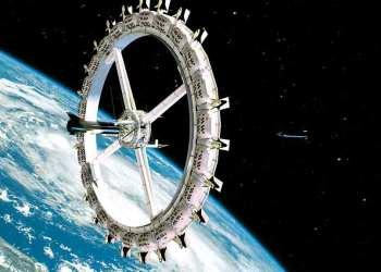Com inauguração prevista para 2027, o primeiro hotel espacial poderá receber até 400 hóspedes