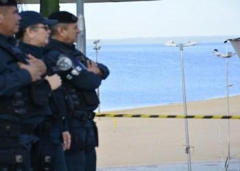 Praia da Ponta Negra segue interditada até 31 de março