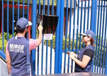 Inscrições para 182 mil vagas temporárias do IBGE terminam hoje