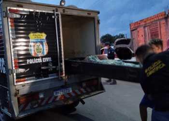 Motorista de App é assassinado e tem corpo jogado em porta-malas em Manaus