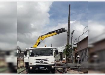 Tarumã recebe obras de melhorias na rede elétrica