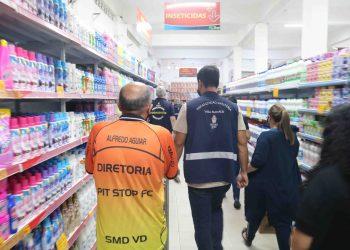 CIF volta aos supermercados para conferir cumprimento de medidas de prevenção à Covid-19