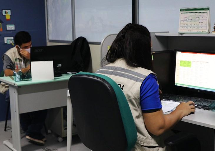 Mais de 2,4 mil pessoas já se inscreveram em cursos de capacitação a distância ofertados pela FVS-AM