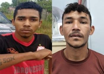 PC solicita colaboração na divulgação das imagens de dois envolvidos em homicídio