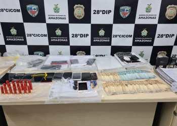 PC deflagra operação 'Pressão Alta', prende homem e apreende munições e R$ 3 mil em espécie