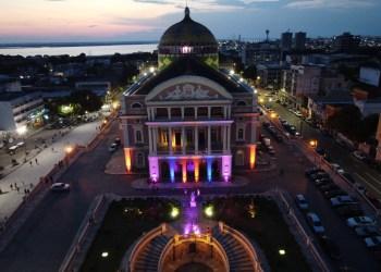 Os 125 anos do Teatro Amazonas tem edital aberto para criação da identidade visual de aniversário