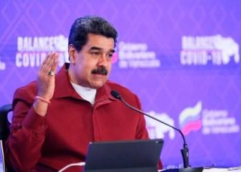 Maduro diz que cepa brasileira deveria se chamar Bolsonaro