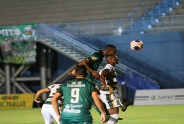 Manaus FC encara Iranduba nesta quarta (14)